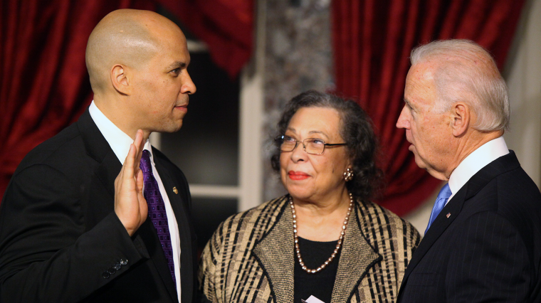 From SCOTUS To Presidential Election, New Jersey's Cory Booker Shares His View