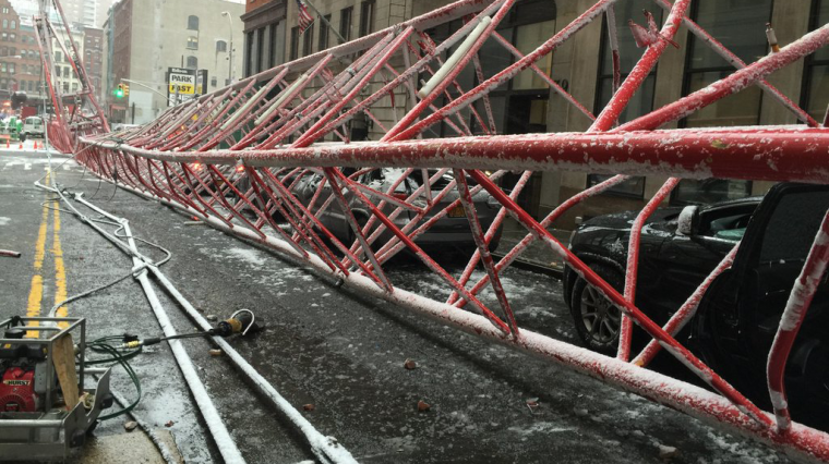 Reforming New York City's Crane Safety After A Deadly Incident
