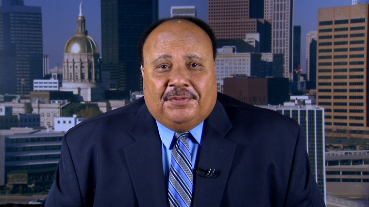 Celebrating Black History Month With Martin Luther King III