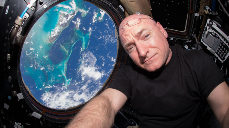 Examining Astronaut Scott Kelly's Year In Space