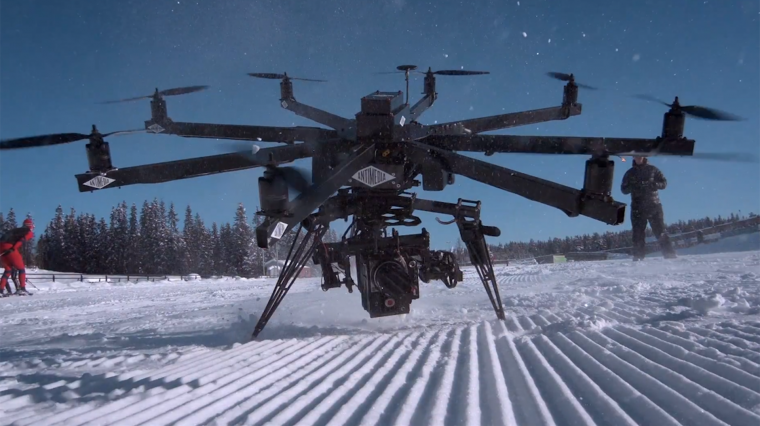 New York City Drone Film Festival Celebrates Aerial Photography