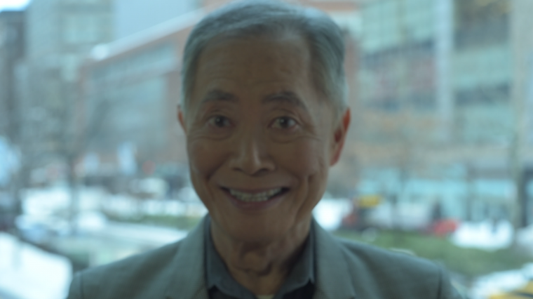 'Oh my!' There's More Takei