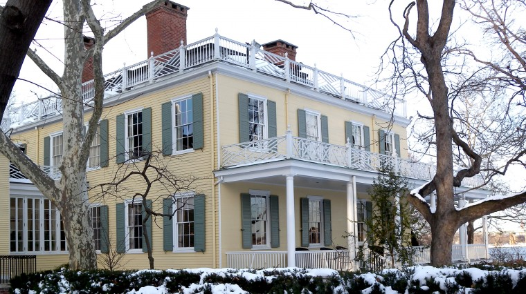 Touring New York City's Diverse Past At Historic Gracie Mansion