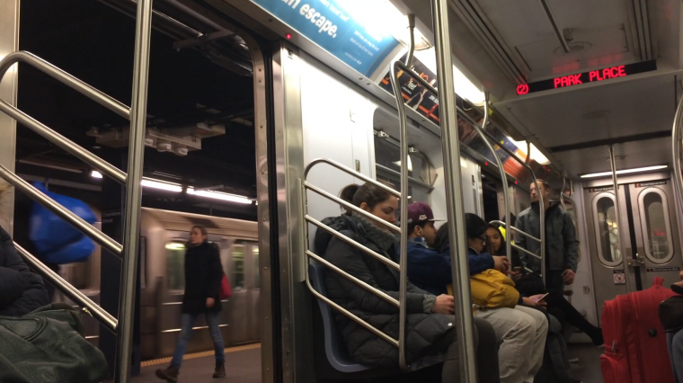 Rise In New York City Subway Crimes Puts 'Guardian Angels' Back On The Job