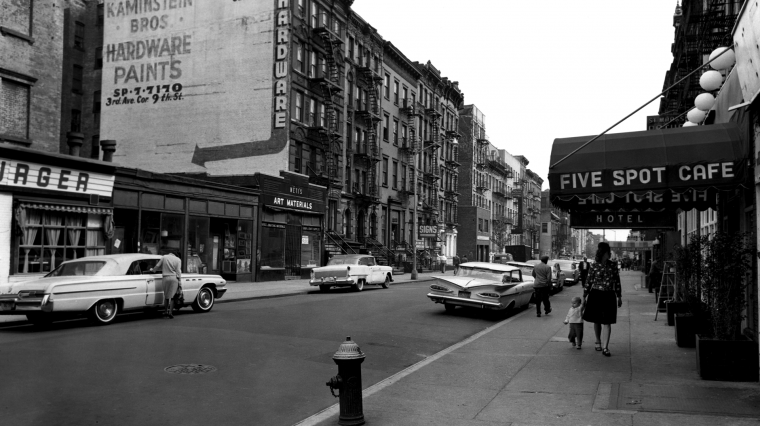 Why St. Marks Place Is No Longer 'America's Hippest Street'