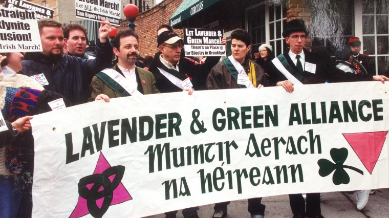 LGBT Community Gets The Right To March In St. Patrick's Day Parade