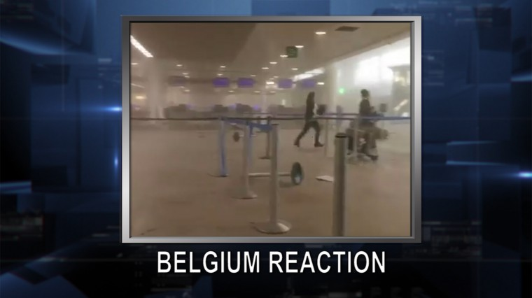 March 23, 2016: Attack On Brussels. Election Update. Wrongly Convicted