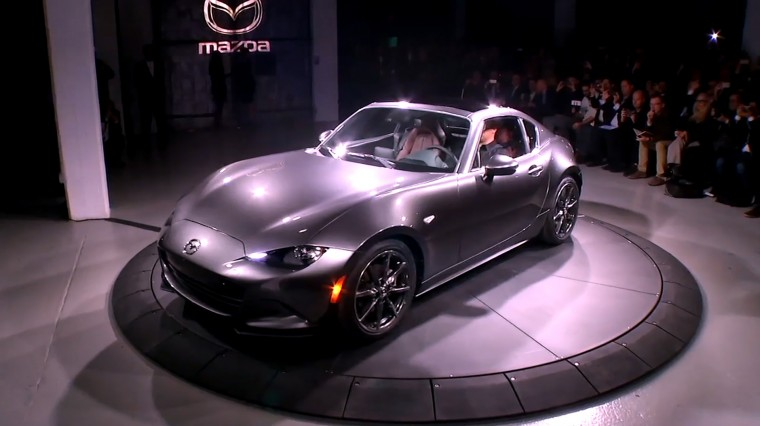 A Peek At New York International Auto Show's Hot And Trending Vehicles