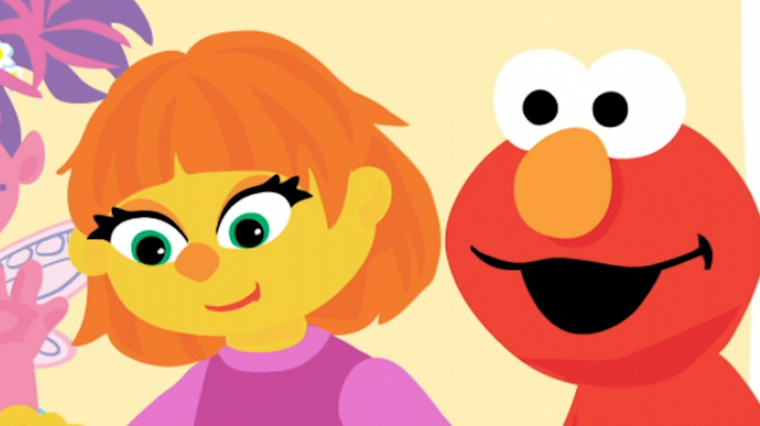 Celebrating Autism Month with Sesame Street