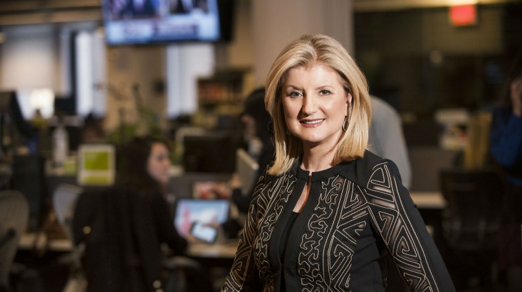 Snoozing Your Way to the Top According To Arianna Huffington