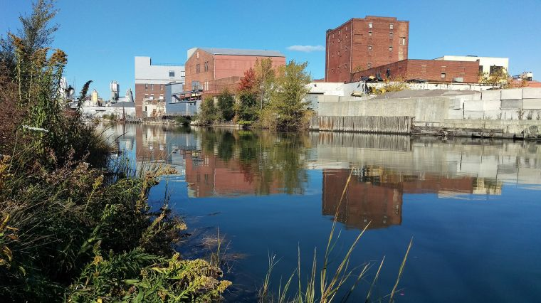 Celebrate Earth Day: The Stinky Gowanus Canal