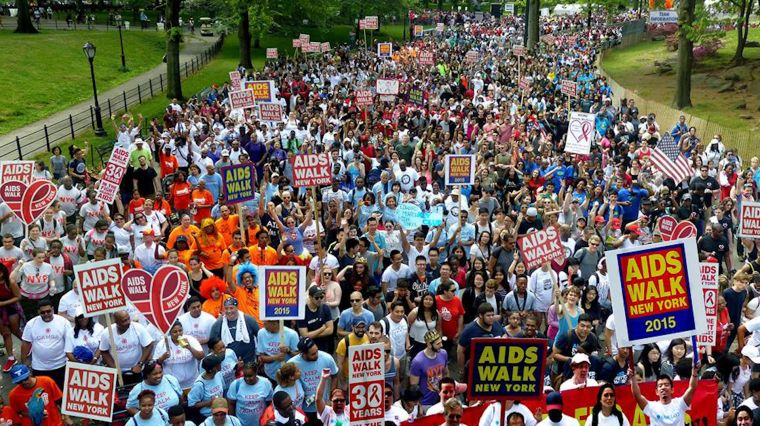 AIDS Walk Is This Weekend!