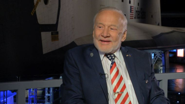Buzz Aldrin: To The Moon And MetroFocus