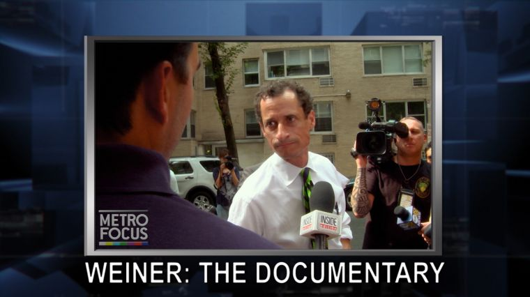 May 23, 2016: Candid Doc About Anthony Weiner's Mayoral Campaign. Broadway and Hollywood Director Jason Moore.