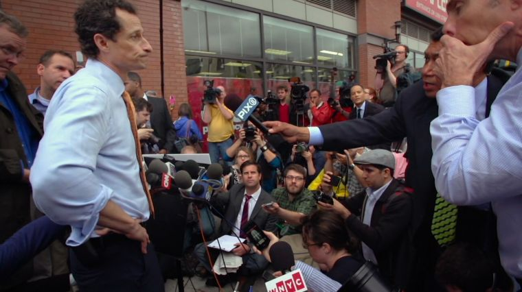 """Weiner"": Inside His Failed Race for City Hall, A New Candid Documentary"