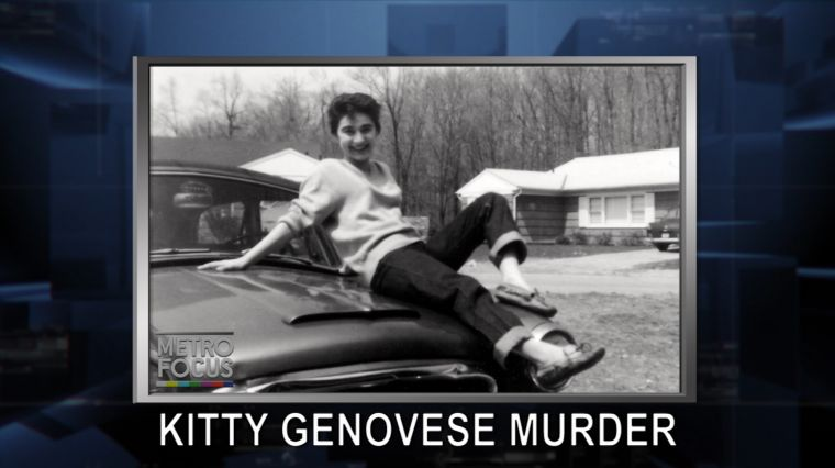 September 1, 2017: Kitty Genovese: The Murder That Shocked New York