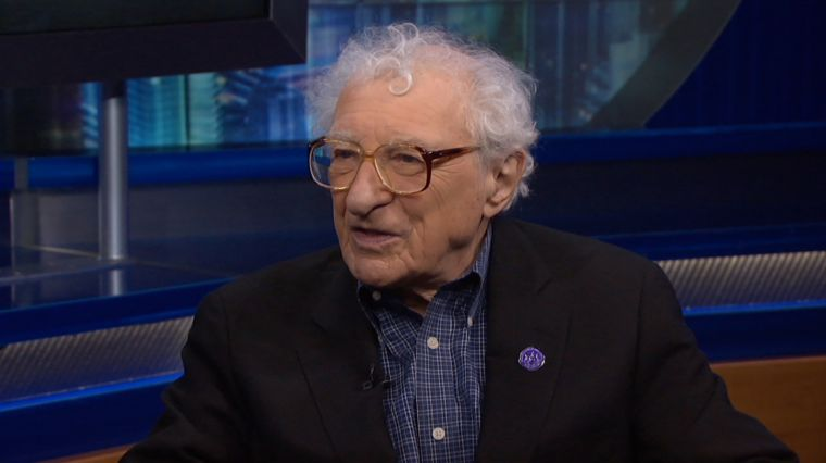 Fiddler's Lyricist Sheldon Harnick: 2016 Lifetime Achievement Award