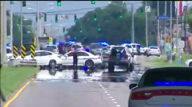 Three Police Dead in Baton Rouge