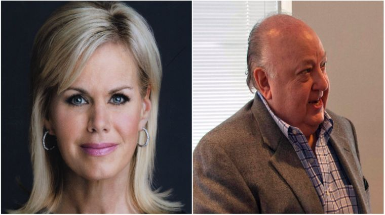 Feud at Fox! Carlson Sues Ailes for Harassment