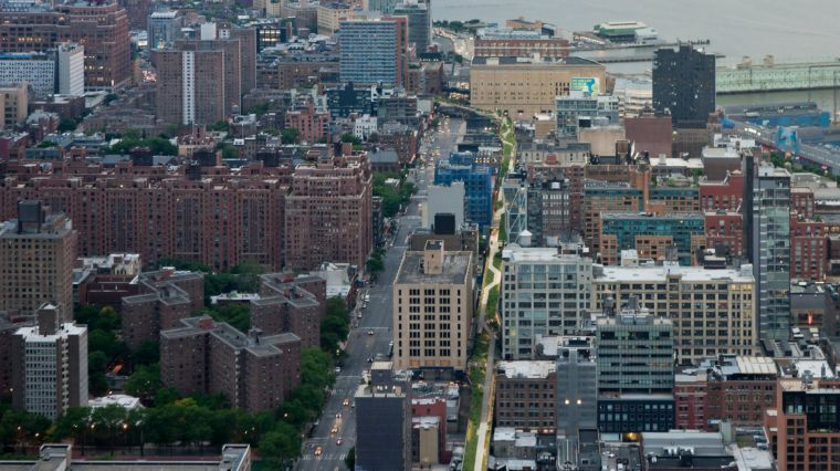THE GENTRIFICATION OF CHELSEA