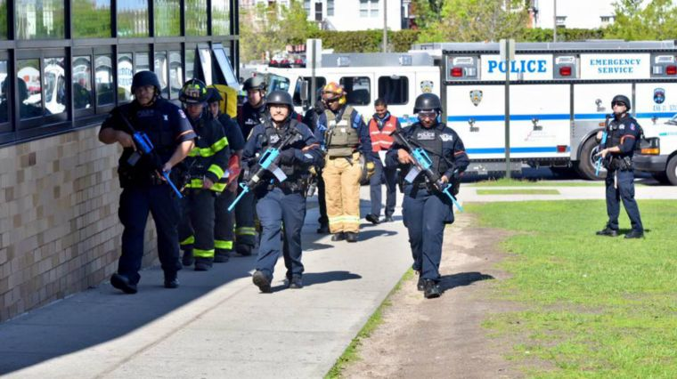 Report: NYC Crime is Down, But Not in Parks