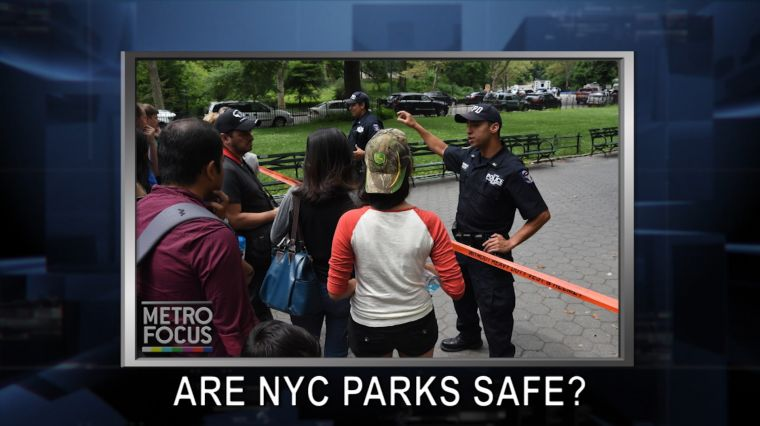 August 19, 2016: Violence in NYC Parks. The Preppy Killer. 100 Year Celebration for the National Park Service.