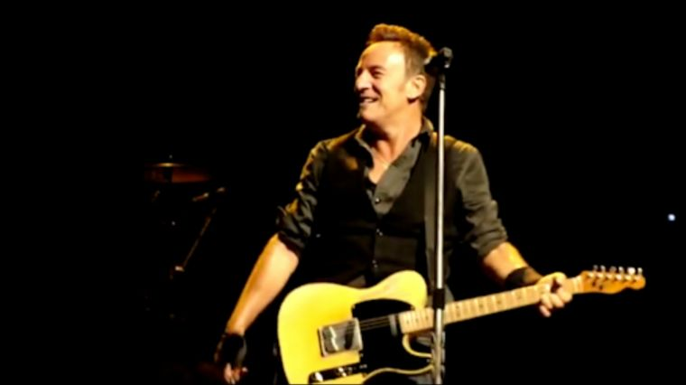 The Boss Is Back: The River 2016
