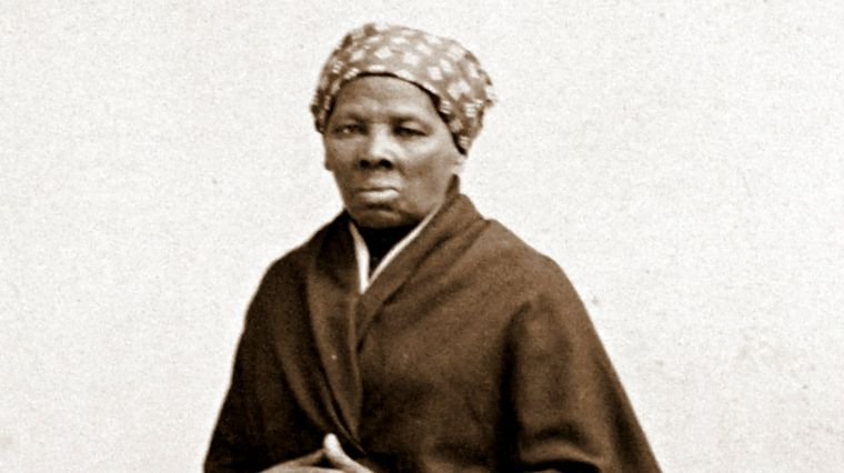 HARRIET TUBMAN IN NEW YORK