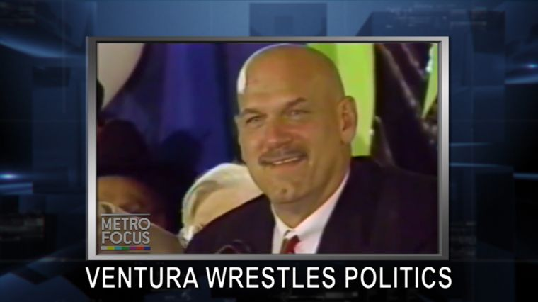 September 15, 2016: Jesse Ventura Wrestles American Politics. National Teacher of the Year. The International Struggle for Education.
