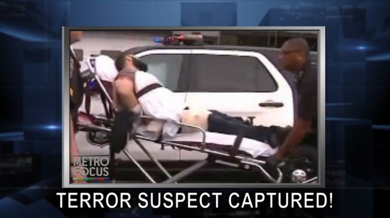 September 19, 2016: Bombing Suspect in Custody. Are We Safer Now? The War on Our Southern Border.