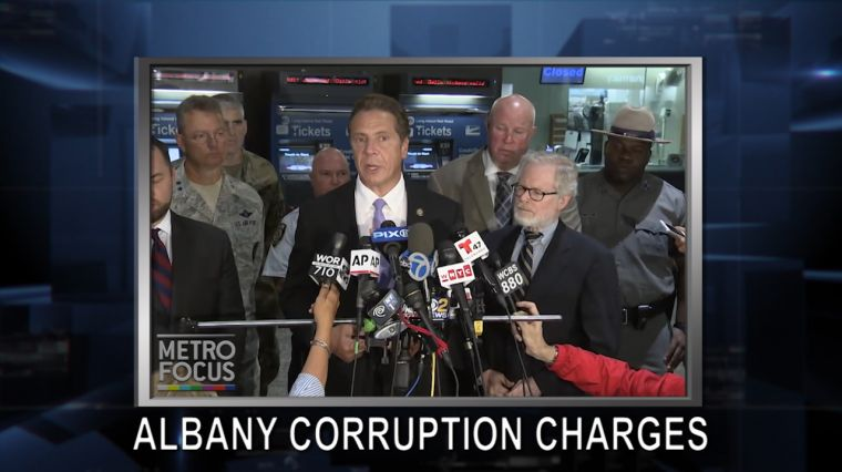 September 22, 2016: Albany Corruption Charges. The Debate of the Century. Slow Food Movement. Seinfeldia.