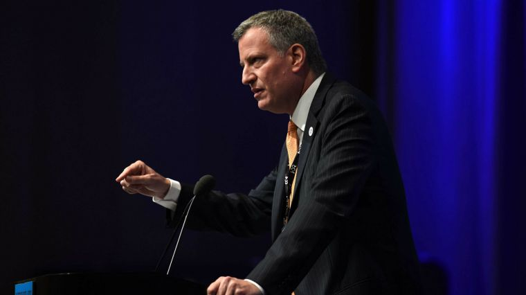 De Blasio Under the Microscope