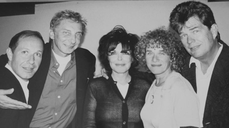 October 18, 2016: Carole Bayer Sager: They're Playing Our Song
