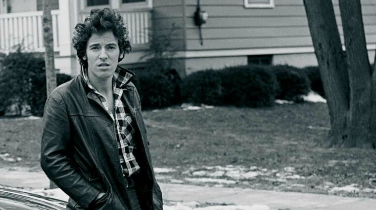 October 27, 2016: Bruce Springsteen: In His Own Words