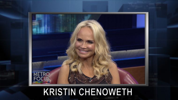October 6, 2016: De Blasio Under the Microscope. TWA 800: Unanswered Questions. Kristin Chenoweth: Wicked Fun!