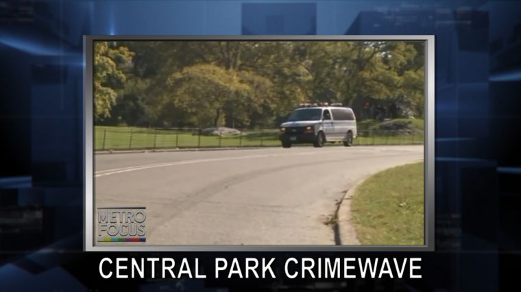 October 14, 2016: Republican Candidate's Controversial Remarks. Central Park Crimewave. The Virtual Training of Tomorrow's Police.