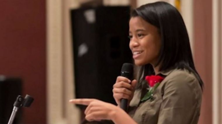 October 24, 2016: Teenage Activist Speaks Out to Inspire Change