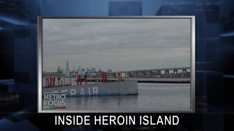 November 16, 2016: MetroFocus Investigative Report: Inside Heroin Island. Erica Jong: A Feminist Voice For Today. A Century of Music and Memories.
