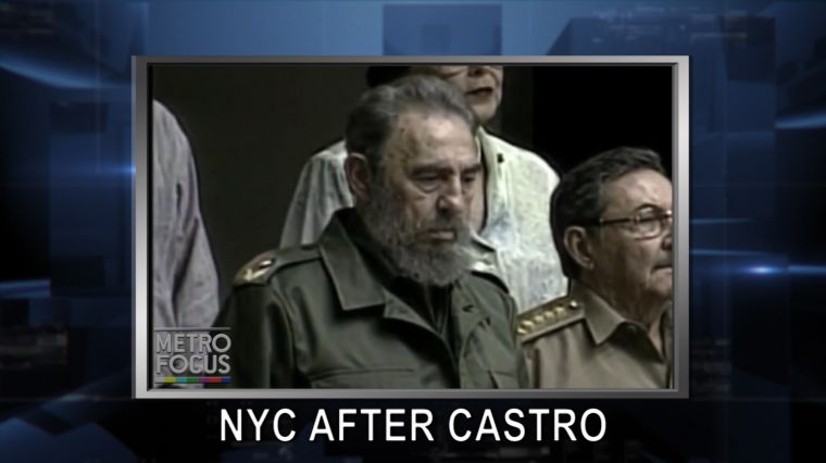 November 28, 2016: After Castro: What It Means For New York. Trump Transition Turmoil – The Recount. Real vs. Fake: Battle of the Best Christmas Tree. Theater Close-Up.