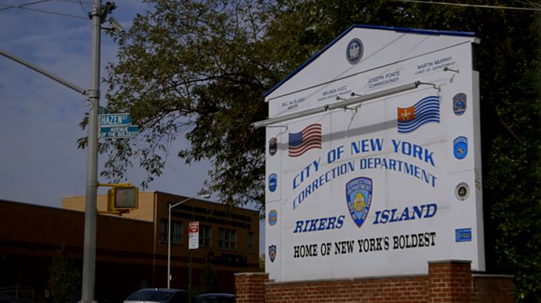 November 15, 2016: Inside Rikers: The Untold Story