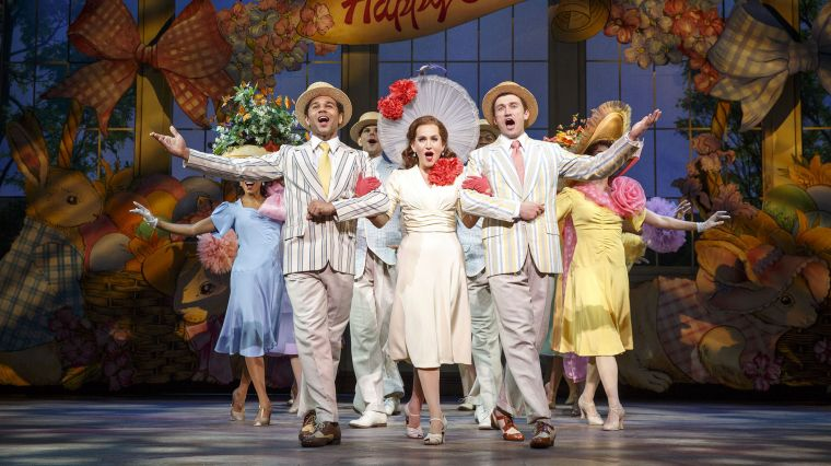 December 9, 2016: FROM HOLLYWOOD TO BROADWAY