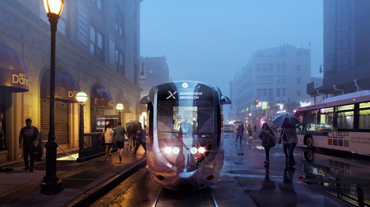 December 14, 2016: WILL STREETCARS START TO ROLL?