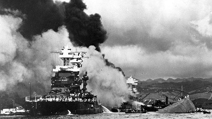 December 7, 2017:  LOST TAPES OF PEARL HARBOR