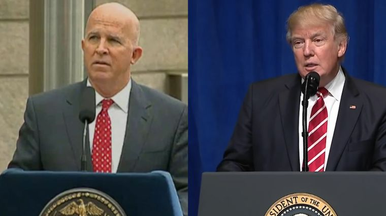 February 24, 2017: NYPD & TRUMP FACEOFF