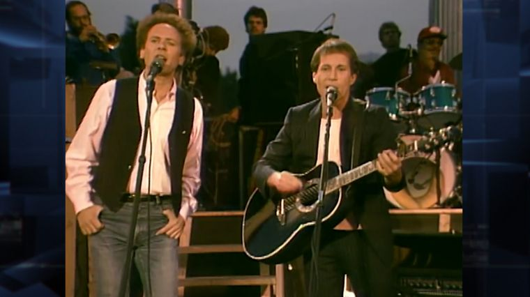 "March 1, 2017: ""SIMON & GARFUNKEL: THE CONCERT IN CENTRAL PARK"""