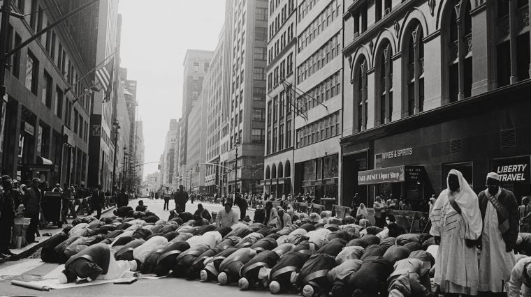 "March 9, 2017: ""MUSLIMS IN NEW YORK"""