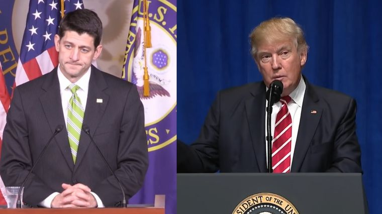 March 27, 2017: RYAN, DC, & NYC: WHAT'S NEXT?