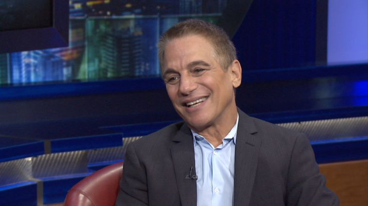 March 30, 2017: TONY DANZA: SONG & DANCE MAN