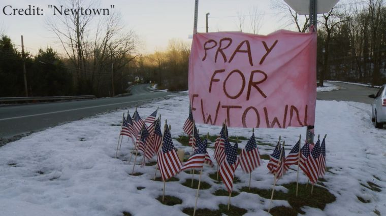 April 3, 2017: LIFE AFTER THE NEWTOWN TRAGEDY