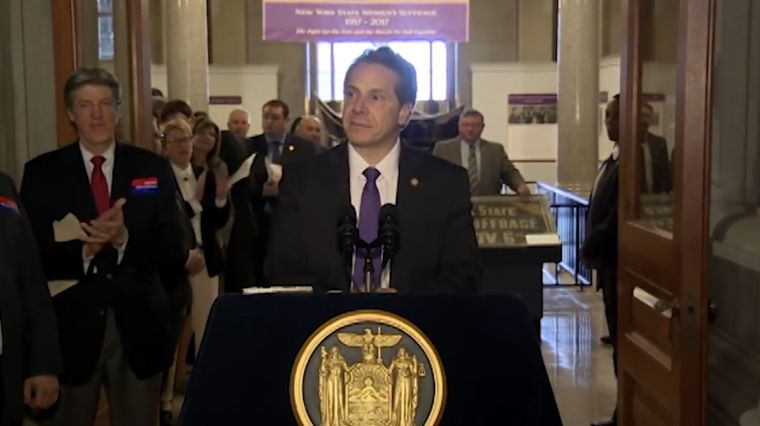 April 10, 2017: NYS BUDGET: WINNERS & LOSERS